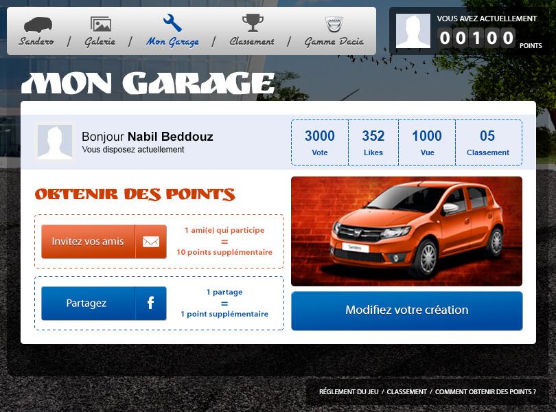 Dacia-Tuning-garage