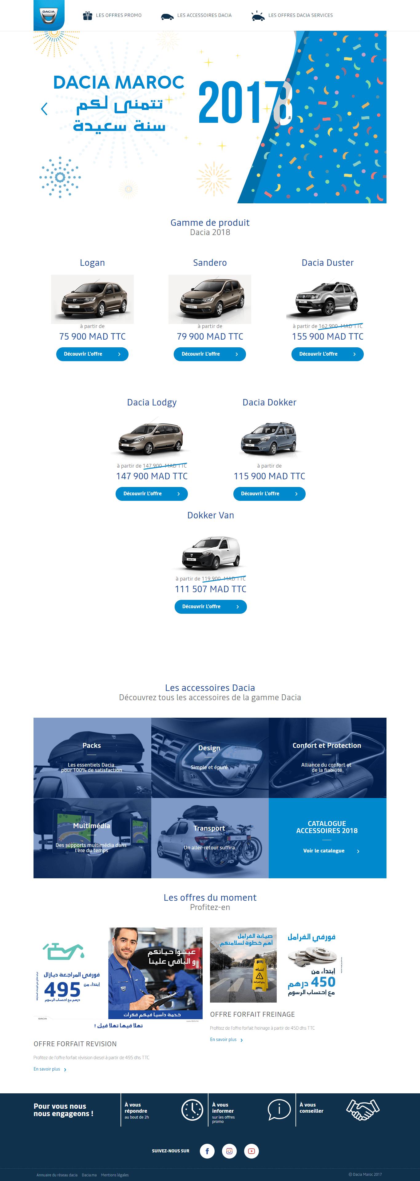 Dacia-Promo