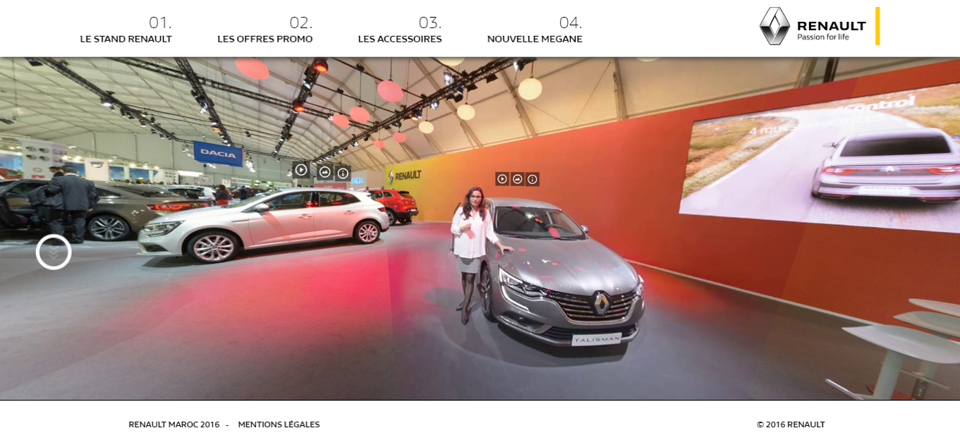Renault Salon