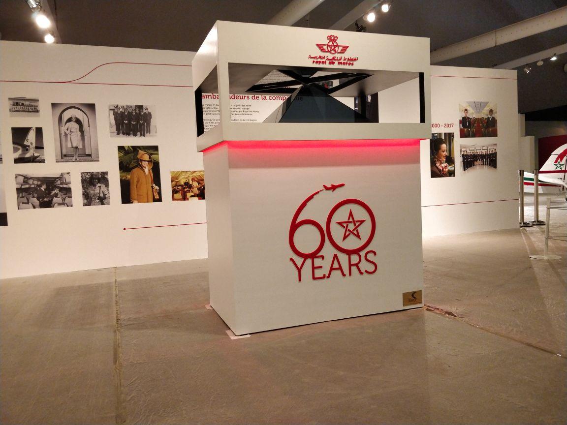 Les 60 ans de la RAM