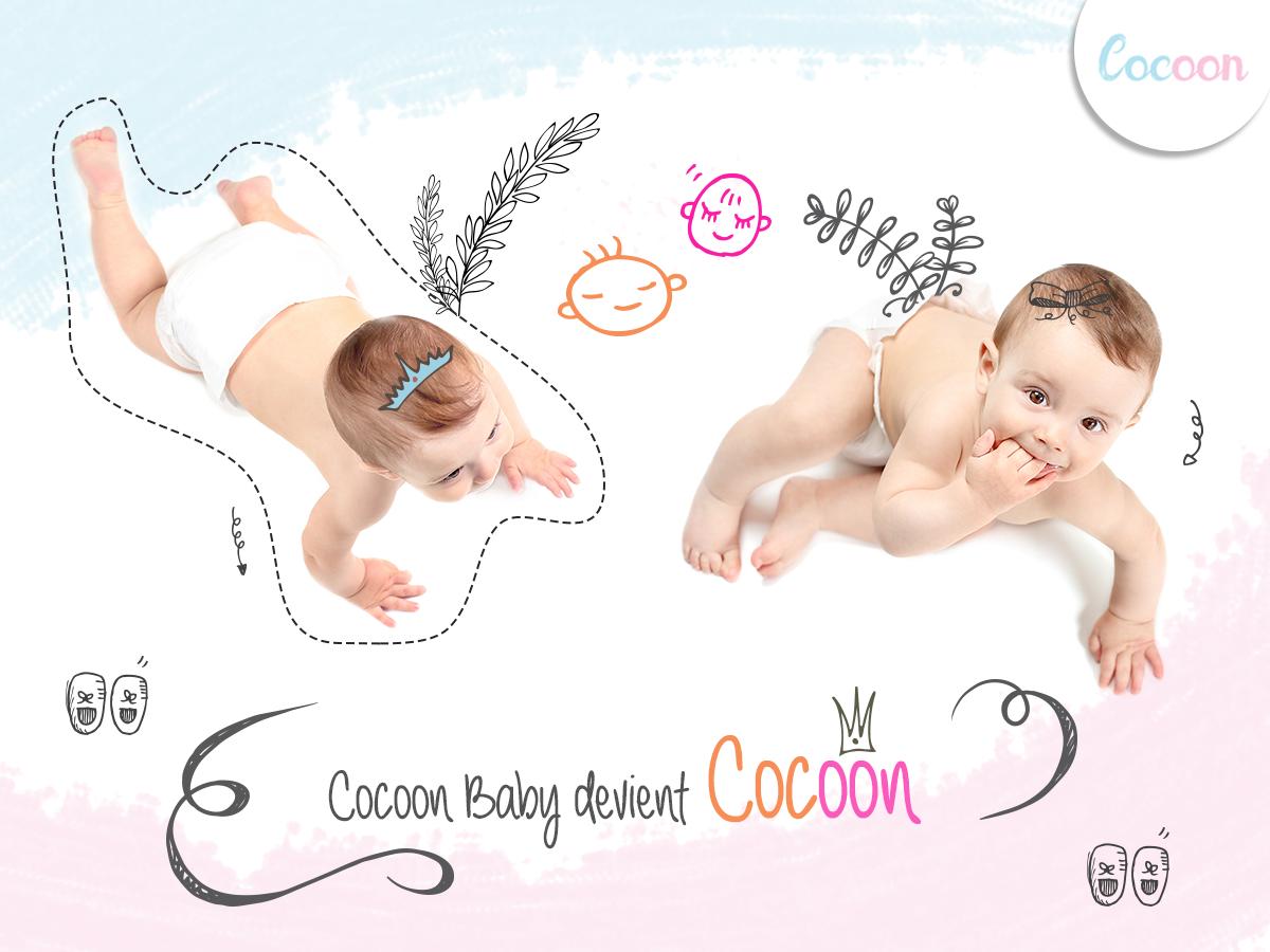 coocn baby devient cocoon